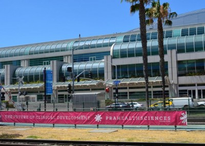 The SD Convention Center