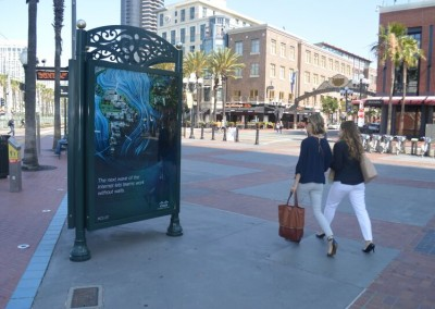 The Gaslamp District