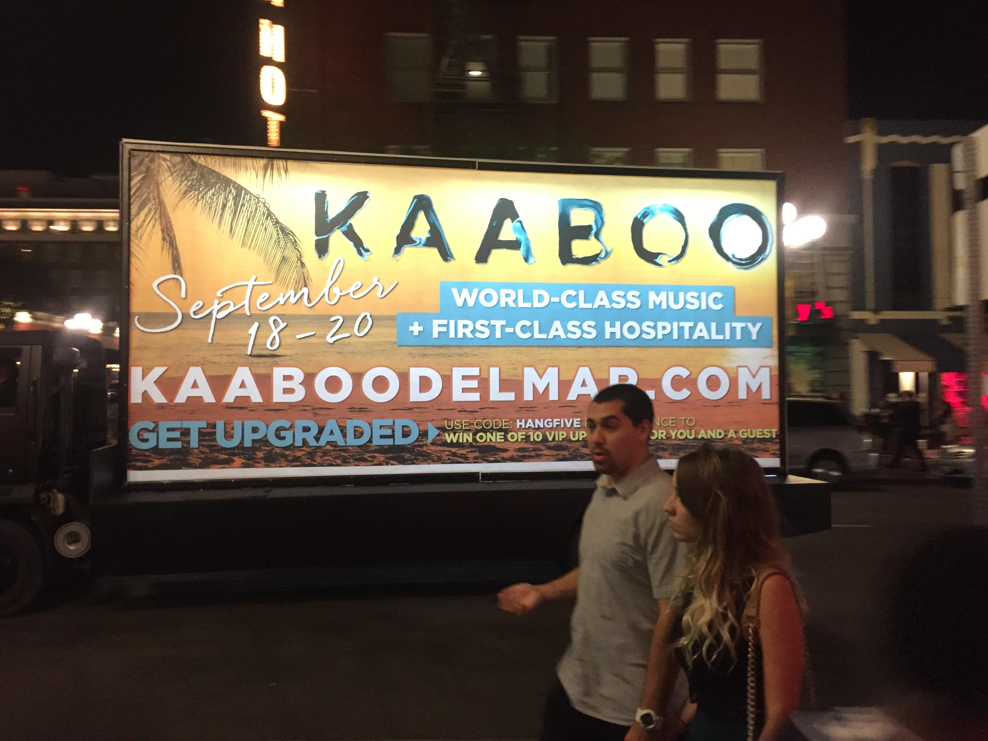Outdoor Advertising Campaigns