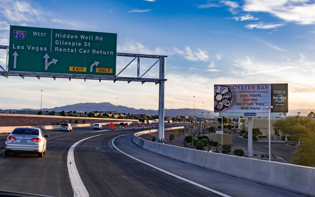 Importance of Billboard Advertising in Las Vegas and San Diego